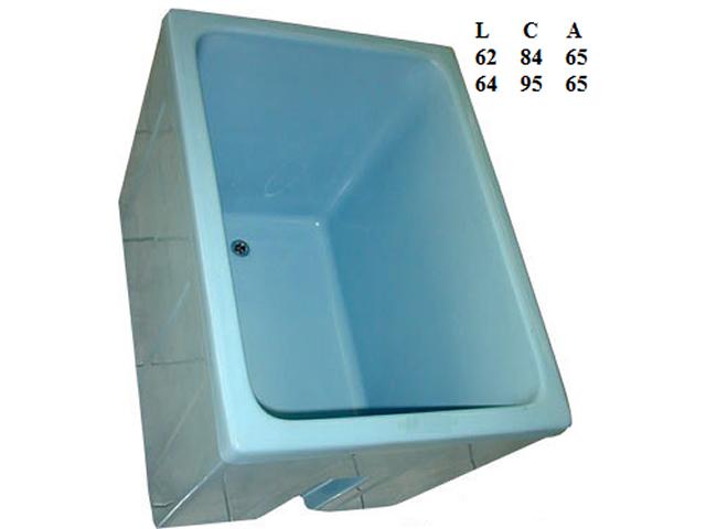 Ofurô de Fibra Modelo 02